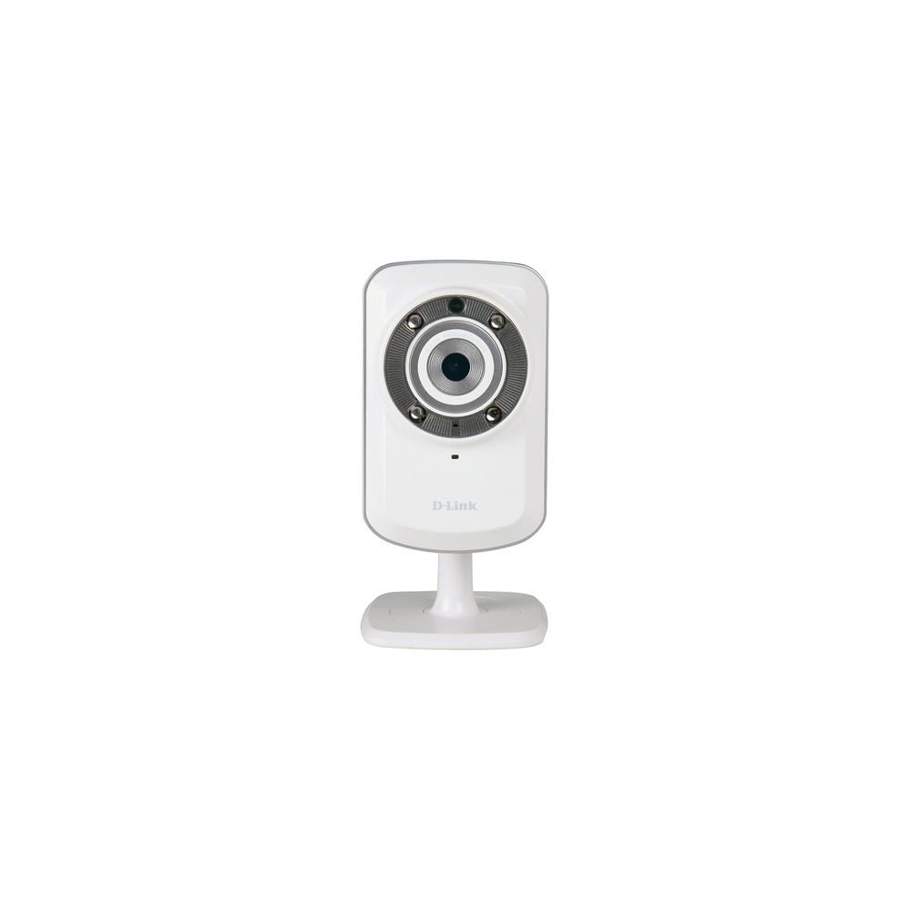D-Link DCS-932L Interior Cubo 640 x 480 Pixeles - Imagen 1