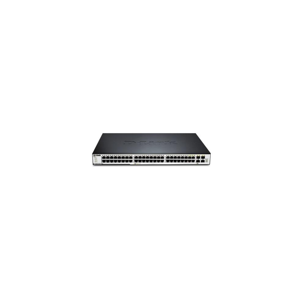 D-Link DGS-3120-48TC/SI switch Gestionado L2+ - Imagen 1