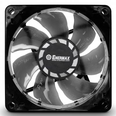 Ventilador gaming ultra silencioso enermax para interior caja ordenador 9cm - Imagen 1