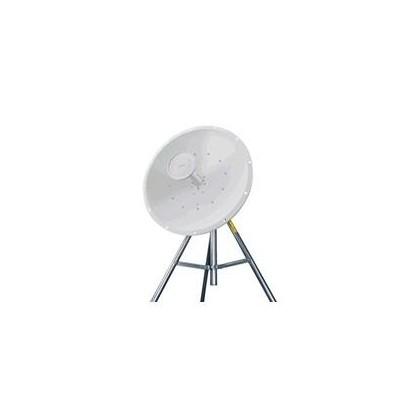 Antena parabolica ubiquiti airmax rd - 2g24 2.4ghz rocketdish 24dbi rocket kit - Imagen 1