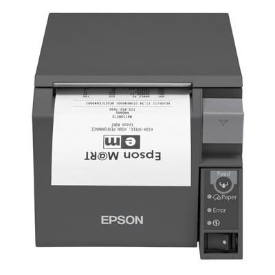 Epson TM-T70II (024C0) Térmico Impresora de recibos 180 x 180 DPI Alámbrico - Imagen 1