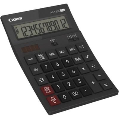 Canon AS1200HB calculadora Escritorio Calculadora básica Gris - Imagen 1