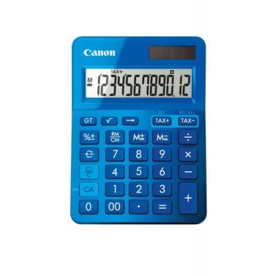 Canon LS-123k calculadora Escritorio Calculadora básica Azul - Imagen 1