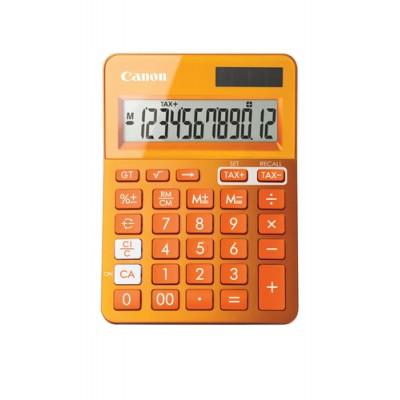 Canon LS-123k calculadora Escritorio Calculadora básica Naranja - Imagen 1
