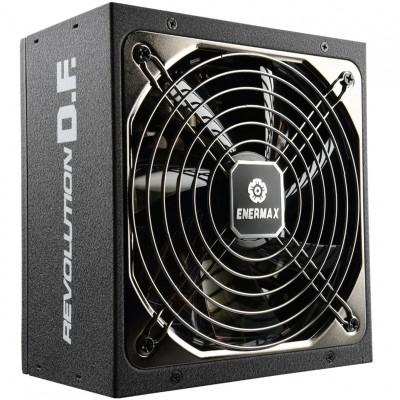 Fuente de alimentacion gaming enermax revolution df 750w ventilador 13.9cm 80+ gold - Imagen 1
