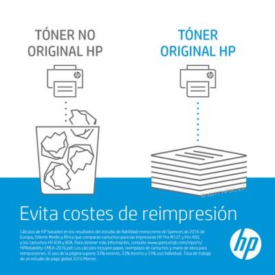 HP 824A Original Magenta 1 pieza(s) - Imagen 6
