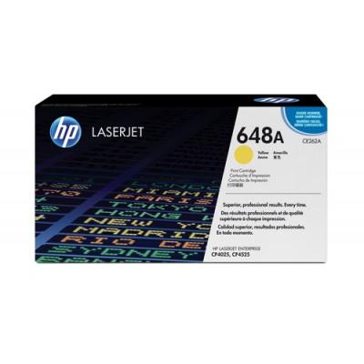 HP 648A Original Amarillo 1 pieza(s) - Imagen 1