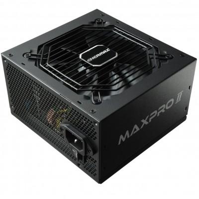 Fuente de alimentacion gaming enermax max power ii 500w ventilador 12cm - Imagen 1