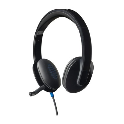 Logitech H540 Auriculares Diadema Negro - Imagen 1