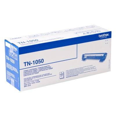Brother TN-1050 cartucho de tóner Original Negro 1 pieza(s) - Imagen 1