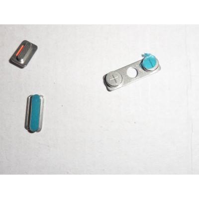 Repuesto boton encendido - volumen para apple iphone 4s - Imagen 1