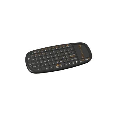 Mini teclado phoenix bluekey presenter bluetooth mini receptor usb con touchpad y puntero laser - Imagen 1