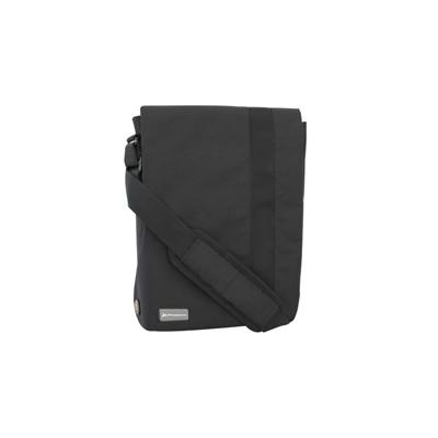 Bolso bandolera portatil tablet phoenix lyon negro hasta 12pulgadas - Imagen 1