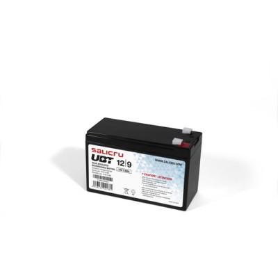 Salicru UBT 12/9 Batería AGM recargable de 9 Ah / 12 V - Imagen 1
