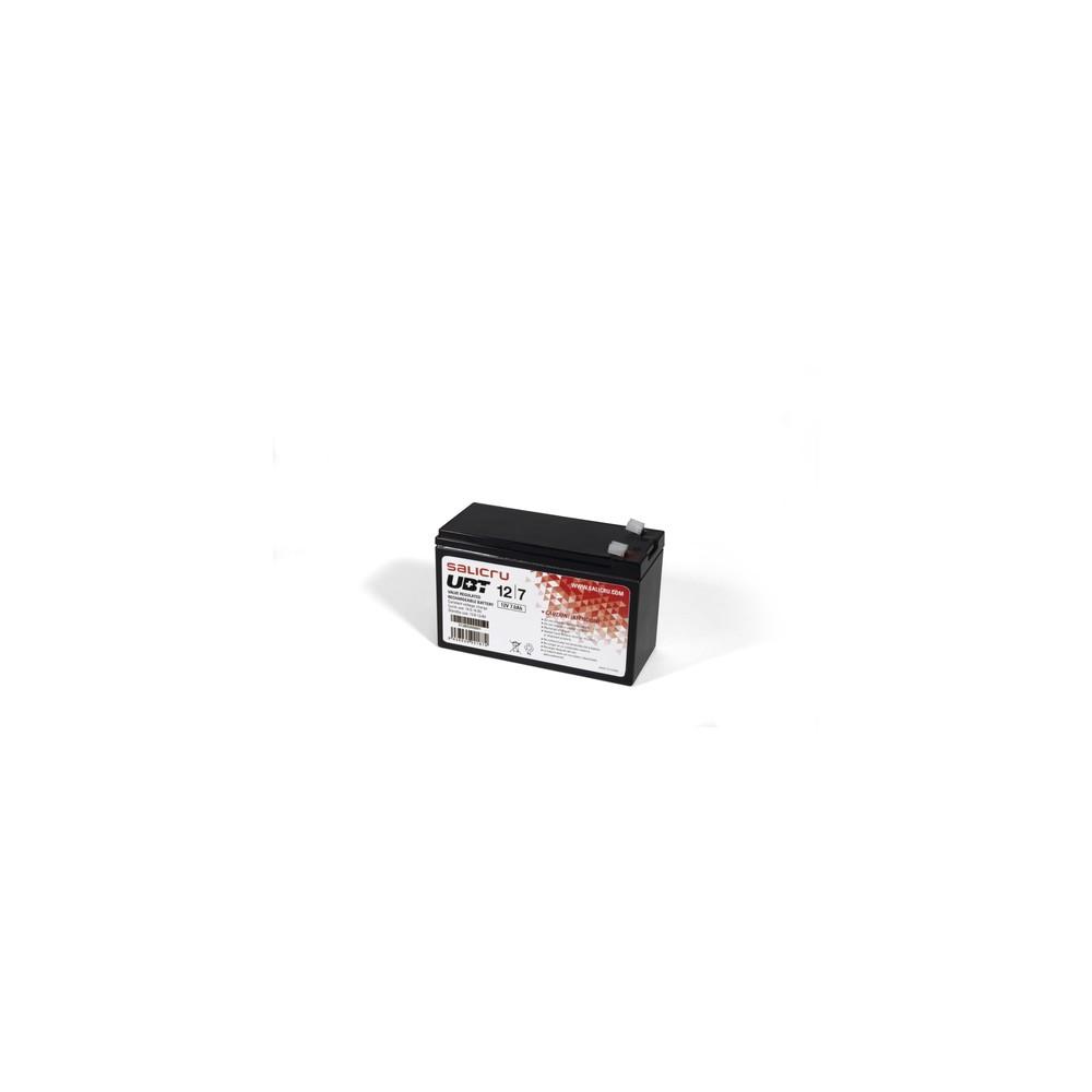 Salicru UBT 12/7 Batería AGM recargable de 7 Ah / 12 V - Imagen 1
