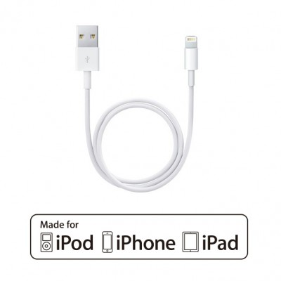 Cable conexion apple phoenix usb macho a lightning macho 1m certificado oficial apple mfi iphone 5 - 6 -  7 ipad mini - ipad pro