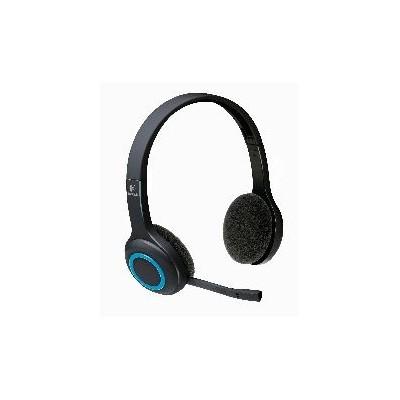 Auriculares con microfono logitech headset h600 wifi - Imagen 1