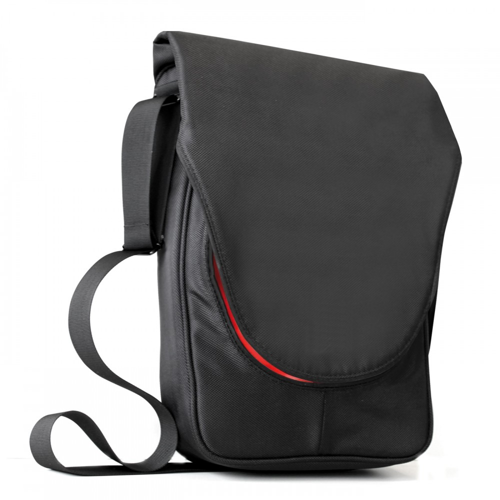 Bolso mochila - bandolera phoenix amsterdam para portatil - tablet hasta 14pulgadas y ultrabook hasta 15.6pulgadas negro - Image