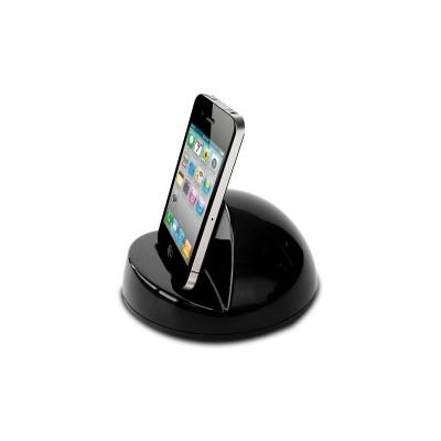Docking phoenix para ipod - iphone 3 - 4 - ipad  (carga y transfiere datos) conector de 30 pines color negro - Imagen 1