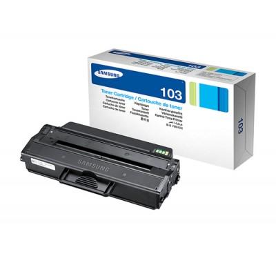 Samsung MLT-D103S cartucho de tóner Original Negro 1 pieza(s) - Imagen 1