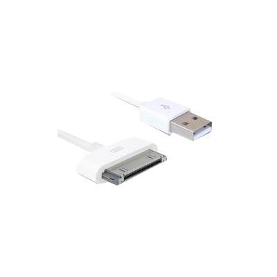 Cable de carga y sincronizacion phoenix para dispositivos apple iphone ipad 3m blanco - Imagen 1