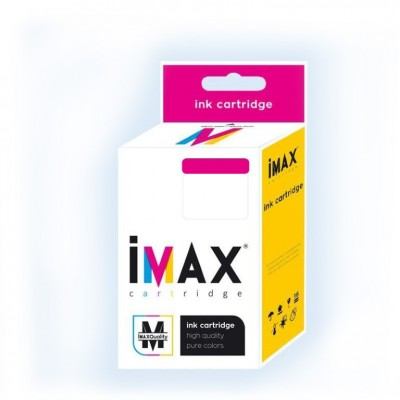 Cartucho tinta imax cli8 magenta canon pixma (14ml) p4200 -  ip4500 -  ip5200 -  ip5300 -  ip6600d -  mp500 -  mp600 -  mp970 -