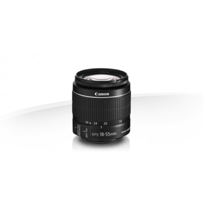 Canon EF-S 18-55mm f/3.5-5.6 IS II SLR Objetivo de zoom estándar Negro - Imagen 2