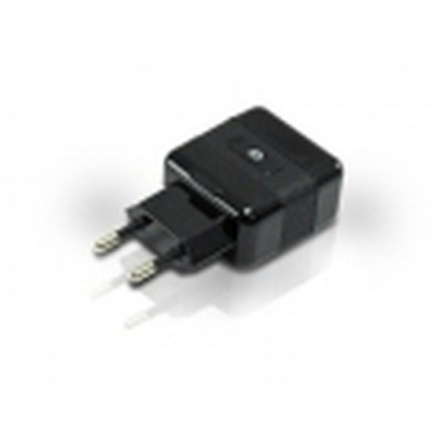 Conceptronic USB Charger Interior Negro - Imagen 1