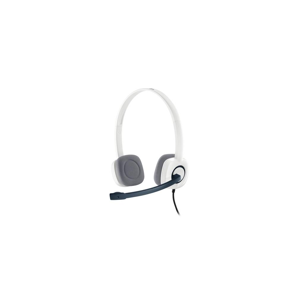 Logitech H150 Auriculares Diadema Blanco - Imagen 1