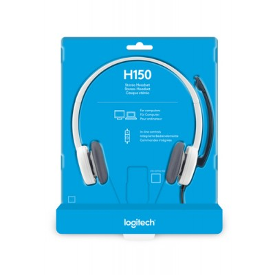Logitech H150 Auriculares Diadema Blanco - Imagen 7