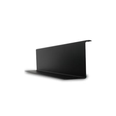 Soporte universal bajo mesa phoenix para cajon portamonedas 41x42 negro - Imagen 1