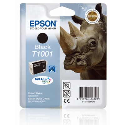 Epson Rhino Cartucho T1001 negro - Imagen 1
