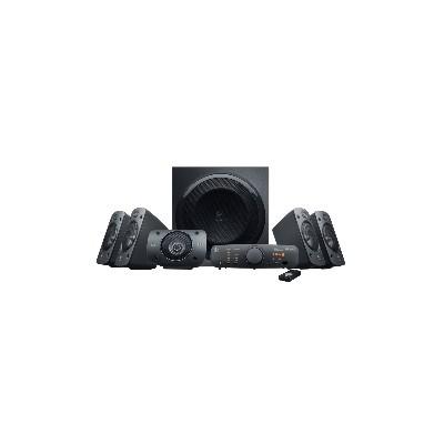 Altavoces logitech z906 5.1 thx - 500 w rms sonido envolvente - Imagen 1