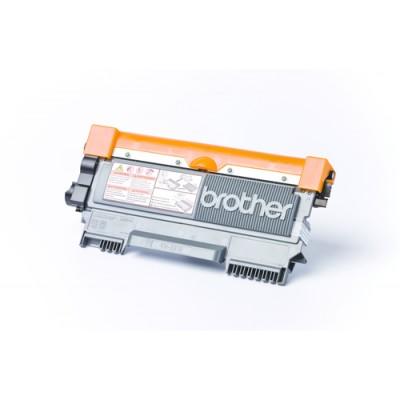Brother TN-2210 cartucho de tóner Original Negro 1 pieza(s) - Imagen 1