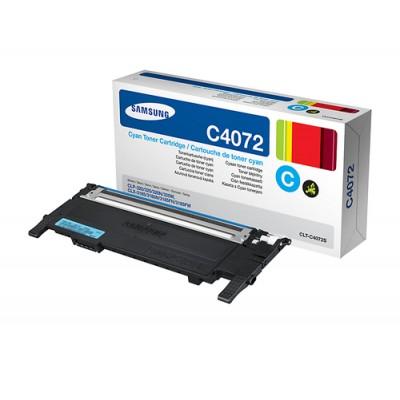 Samsung CLT-C4072S cartucho de tóner Original Cian 1 pieza(s) - Imagen 1