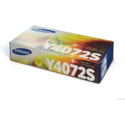 Samsung CLT-Y4072S Original Amarillo 1 pieza(s) - Imagen 1