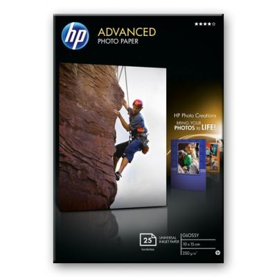 HP Q8691A papel fotográfico Blanco Brillo - Imagen 1