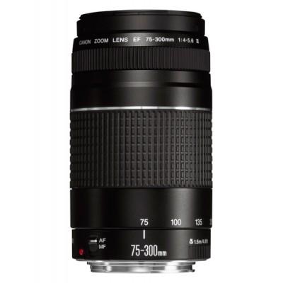 Canon EF 75-300mm f/4.0-5.6 III SLR Teleobjetivo Negro - Imagen 1