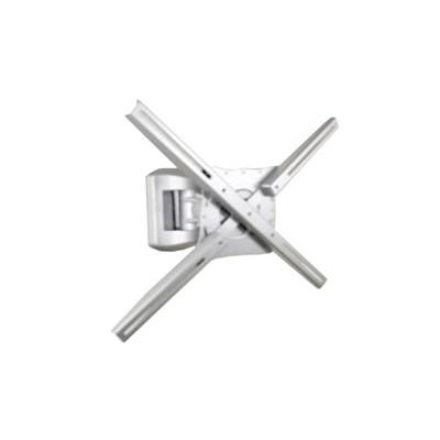 Soporte articulado de pared phoenix para pantalla tv rotacion  giro e inclinacion 20º hasta 35 kg gris metalizado - Imagen 1