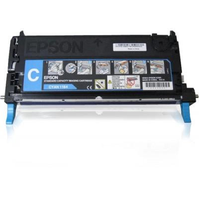 Epson Cartucho de tóner cian 2k - Imagen 1