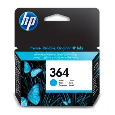 HP 364 Original Cian 1 pieza(s) - Imagen 1