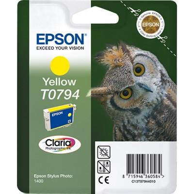 Epson Owl Cartucho T0794 amarillo - Imagen 1
