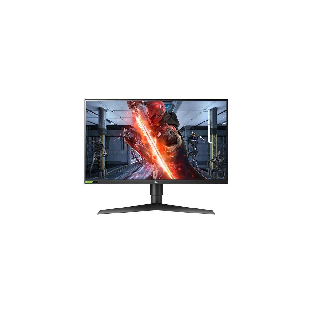 "LG 27GL850-B LED display 68,6 cm (27"") 2560 x 1440 Pixeles WQHD Negro, Rojo - Imagen 1"