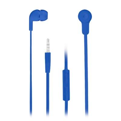 NGS Cross Skip Auriculares Dentro de oído Azul - Imagen 1