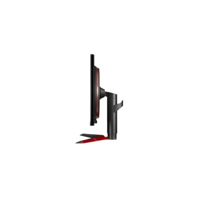 "LG 27GL850-B LED display 68,6 cm (27"") 2560 x 1440 Pixeles WQHD Negro, Rojo - Imagen 5"