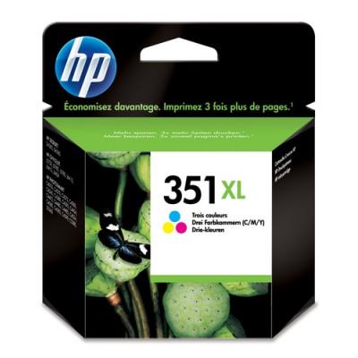 HP 351XL Original Cian, Magenta, Amarillo 1 pieza(s) - Imagen 2