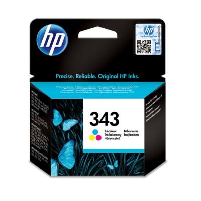 HP 343 Original Cian, Magenta, Amarillo 1 pieza(s) - Imagen 1
