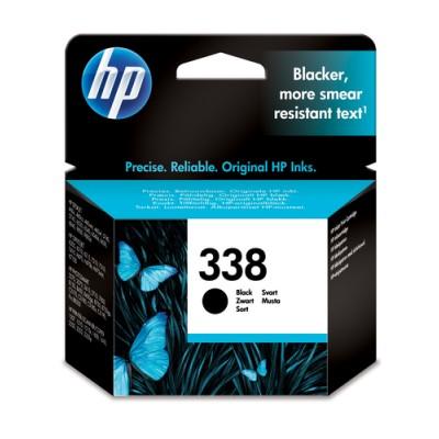 HP 338 Original Foto negro 1 pieza(s) - Imagen 1