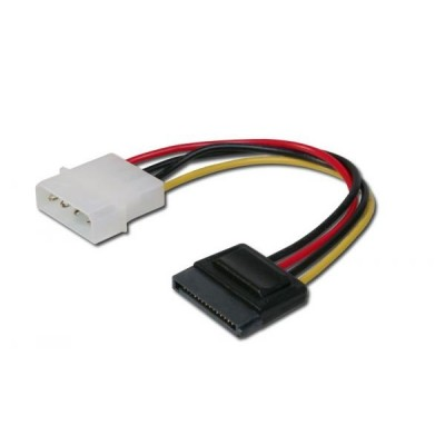 Cable de alimentacion para hdd - disco duro serial sata - Imagen 1