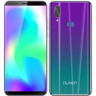 Telefono movil smartphone cubot x19 gradiente - 5.93pulgadas - 64gb rom - 4gb ram - 16+2mpx -  8mpx - 4000 mah -  octa core - du